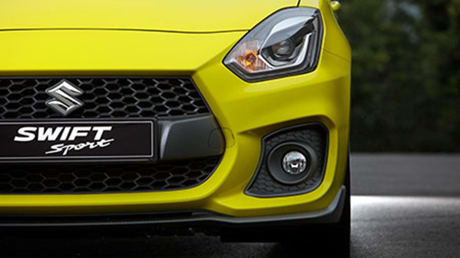 Our Latest Best Hot Hatch The New Suzuki Swift Sport
