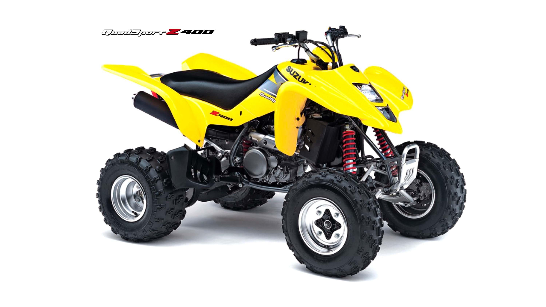 2003 Suzuki QuadSport Z400