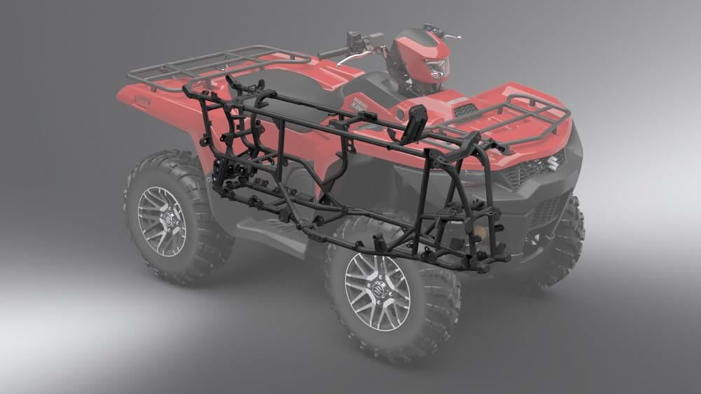 KingQuad Chassis
