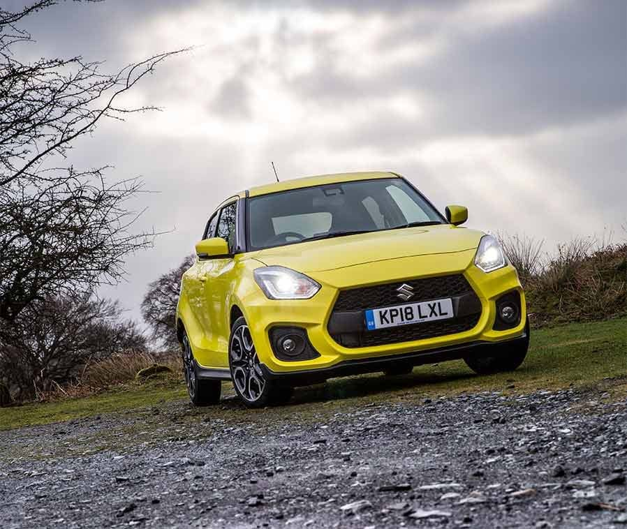 Suzuki Swift Sport: Our Latest & Best Hot Hatch