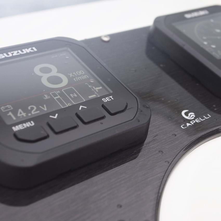 Suzuki Multi Function-Gauge FEATURE