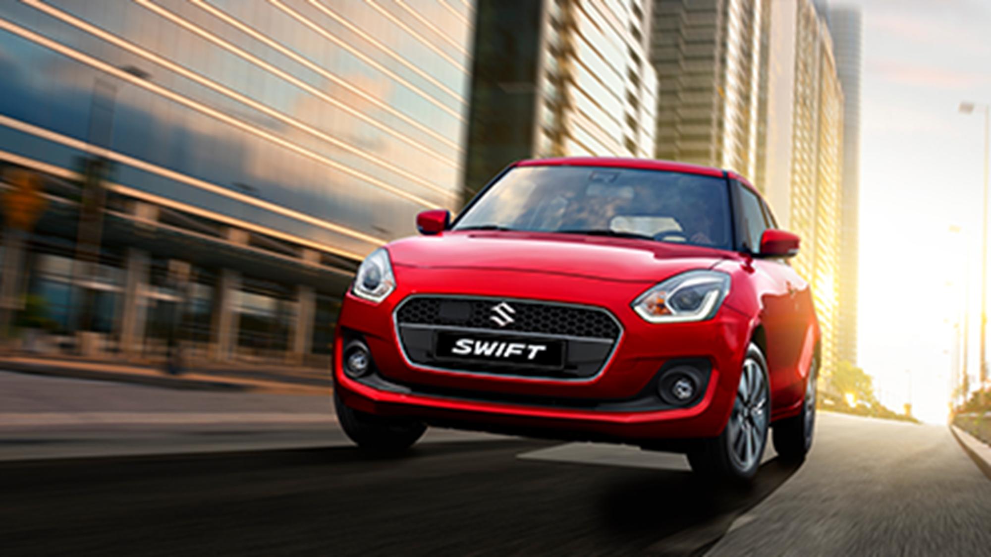 Suzuki Swift - Take It To The Next Level   Suzuki Cars UK