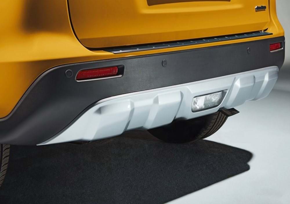 SZ4 rear bumper
