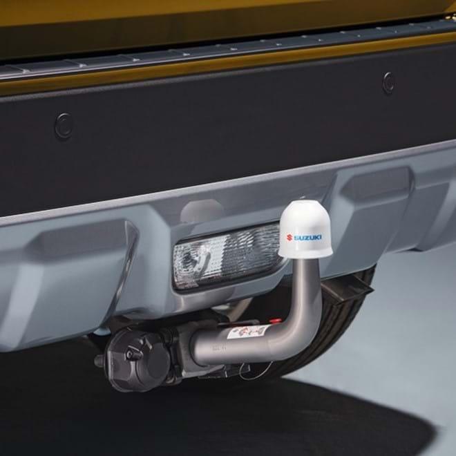 SZ4 rear light