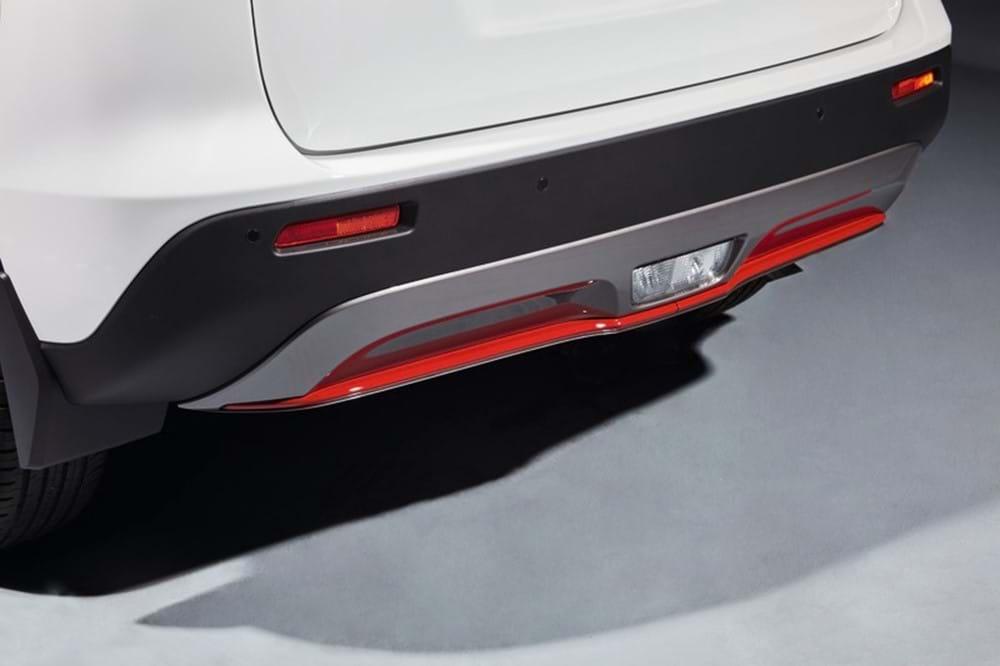 SZ4 rear detailing