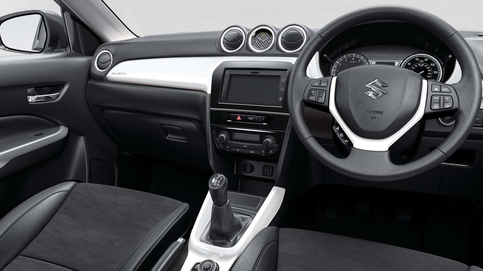 Superior White interior personalisation pack