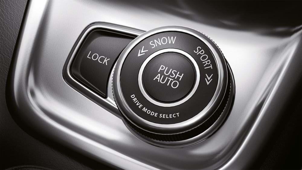Suzuki ALLGRIP 4-wheel Drive System close up