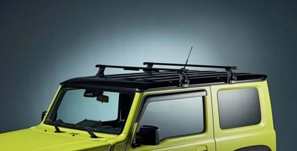 Jimny roof rack