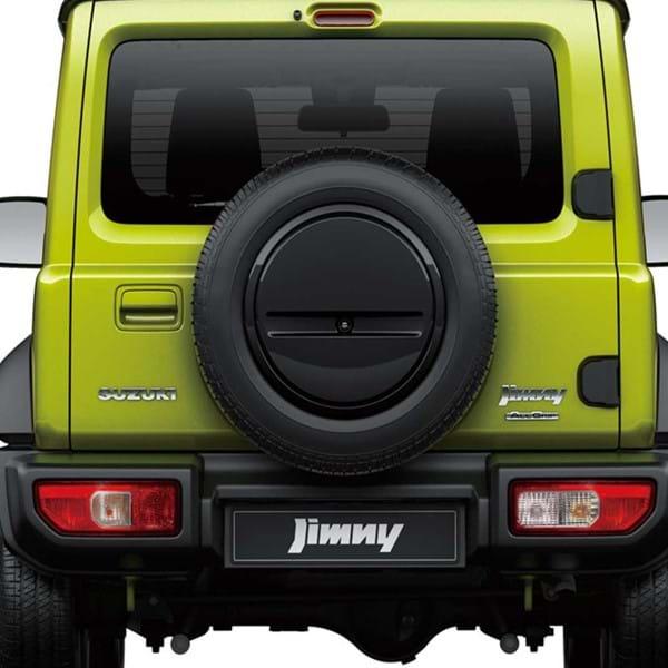 Jimny rear privacy glass