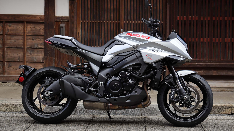 45100-07L11-BW3 2020 Suzuki Katana Custom Colored Seat