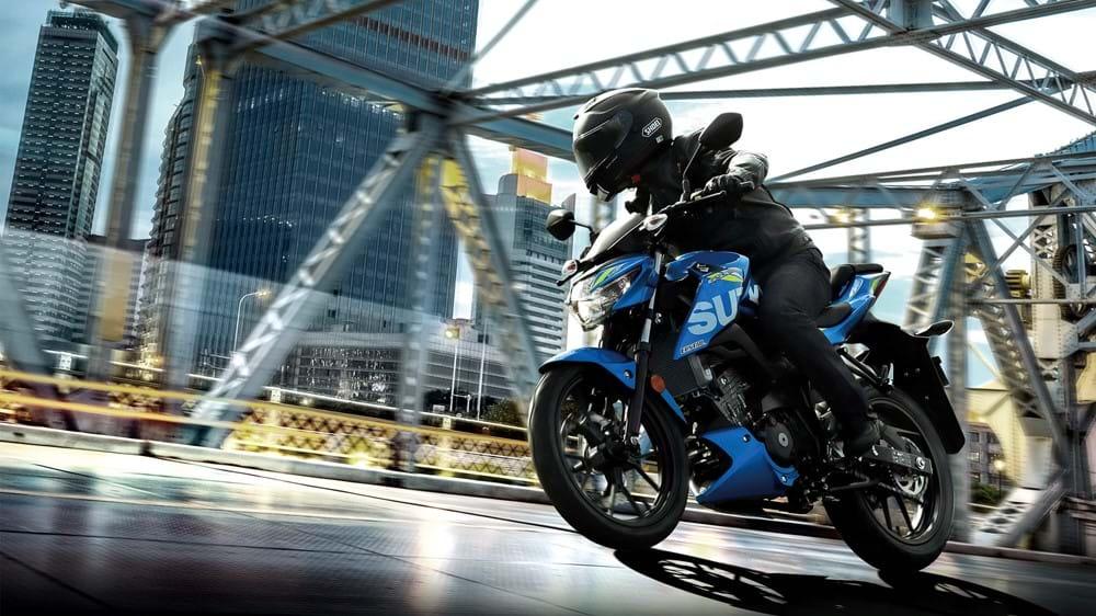 Suzuki GSX-S125   Street Bikes