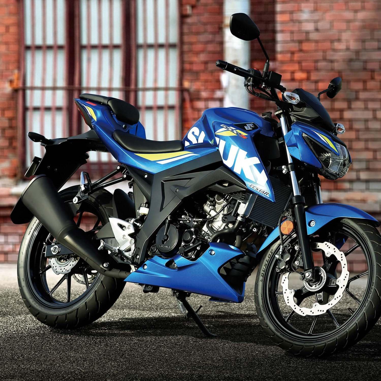 Suzuki GSX-S125 | Street Bikes