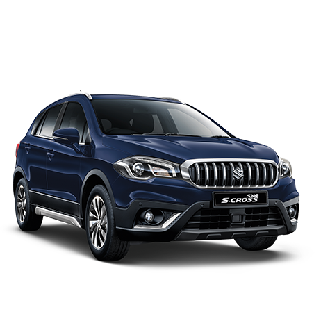 Navy S-Cross