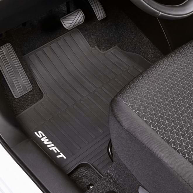 Swift footwell mat