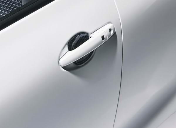 Swift door handle