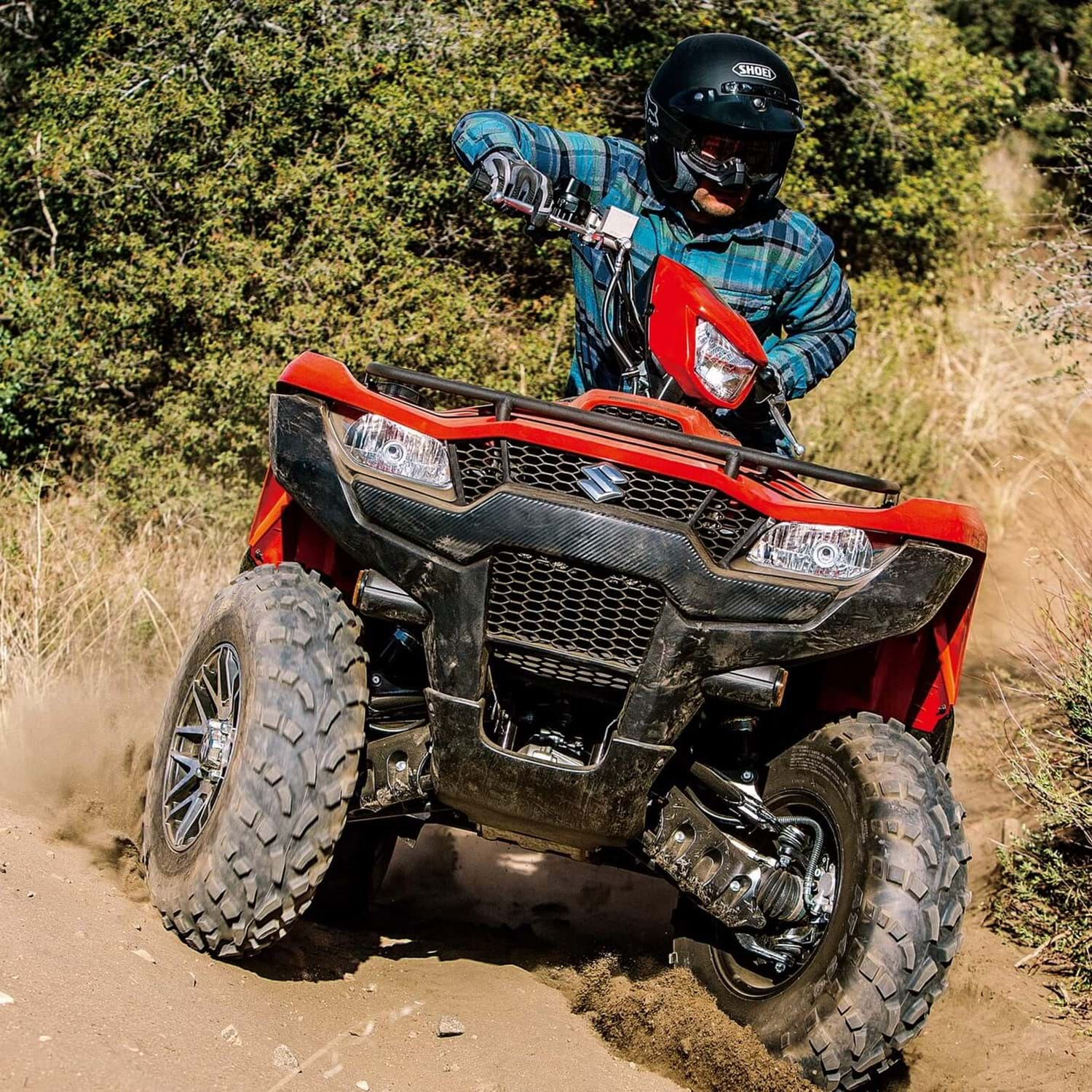 KingQuad 750 action image
