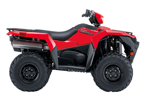 LT500X right side red