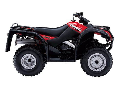 Discover our All-Terrain Vehicles Range | Suzuki ATV