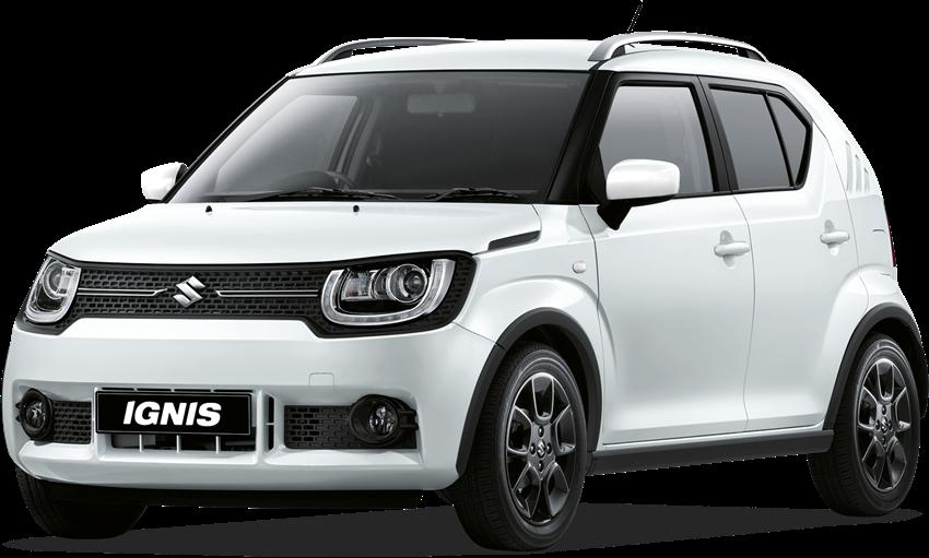 Suzuki Ignis SZ–T Specs & Price | Suzuki Cars UK
