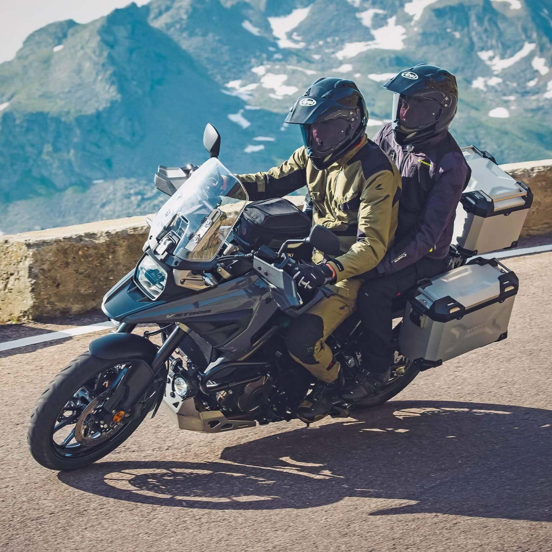 V-Strom 1050 Mountain rider