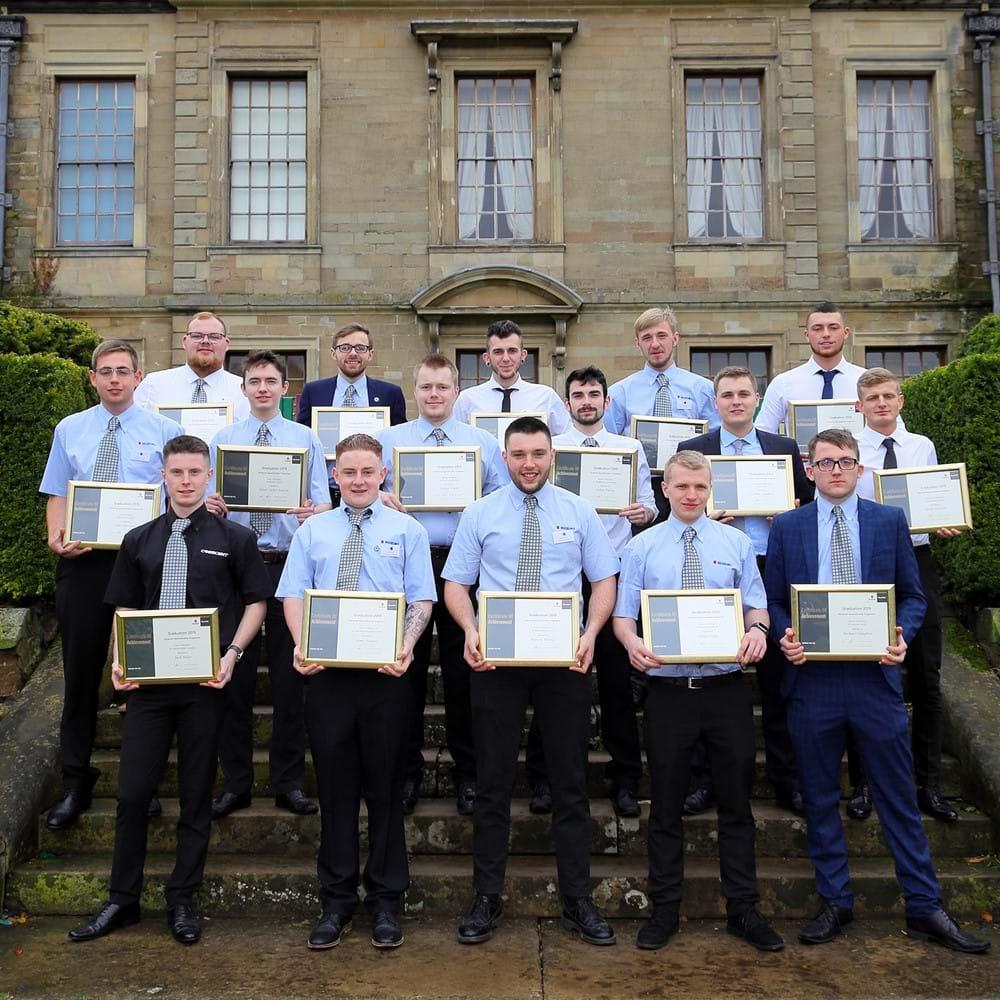 Suzukis Advanced Apprenticeship Programme.