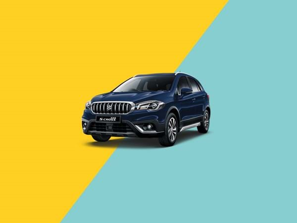 Browse S-Cross Offers