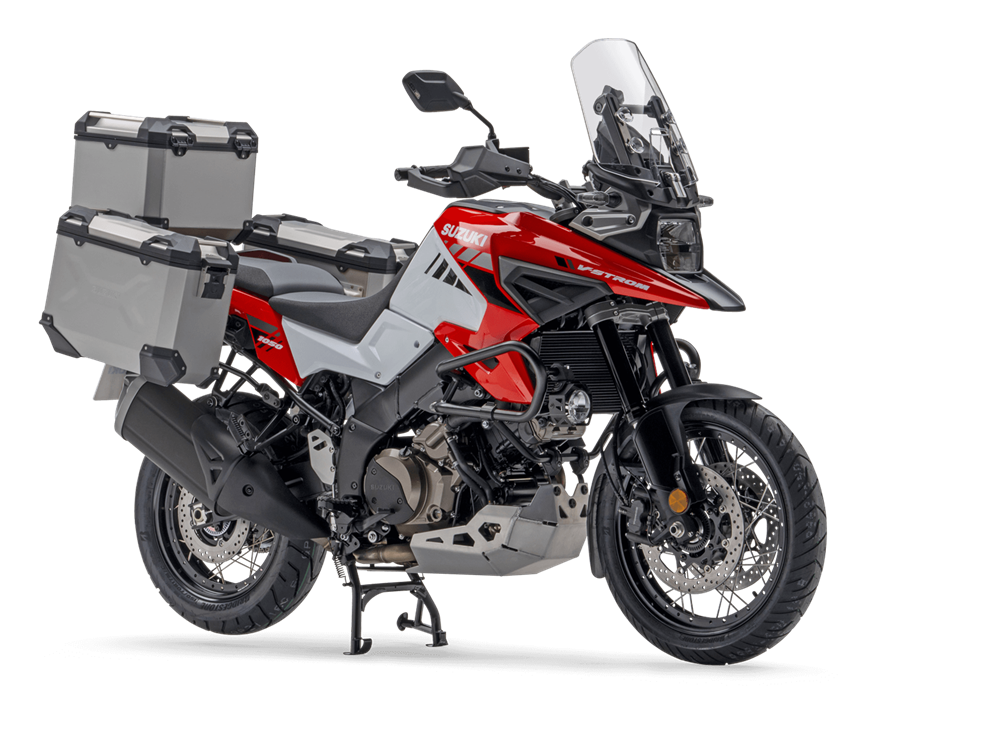 V-Strom 1050XT. The Master of Adventure, the best all round adventure bike