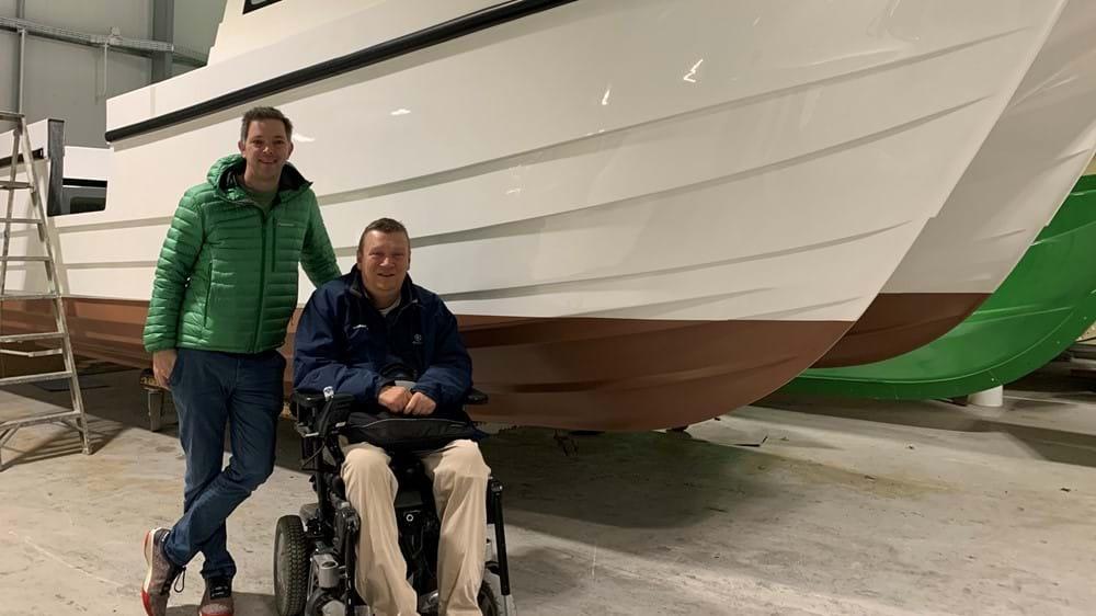 Wetwheels new boat