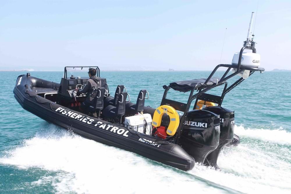 7.8 Fisheries Patrol Kent Essex