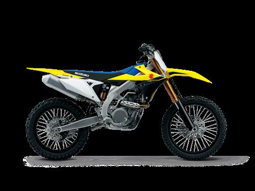 2020 Suzuki RM-Z450 Right Side image