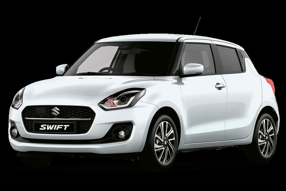 Swift Hybrid SZ5 in white