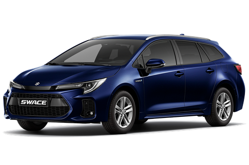 The New Suzuki Swace