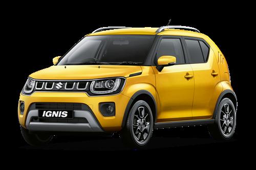 The Suzuki Ignis SZ5