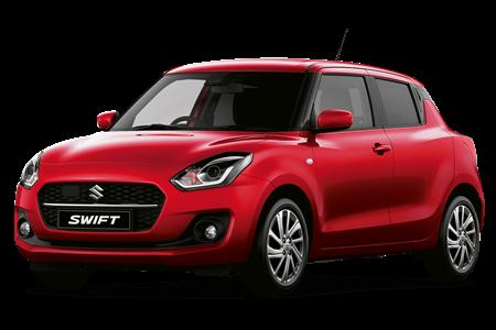 Suzuki Swift SZ-T Hybrid
