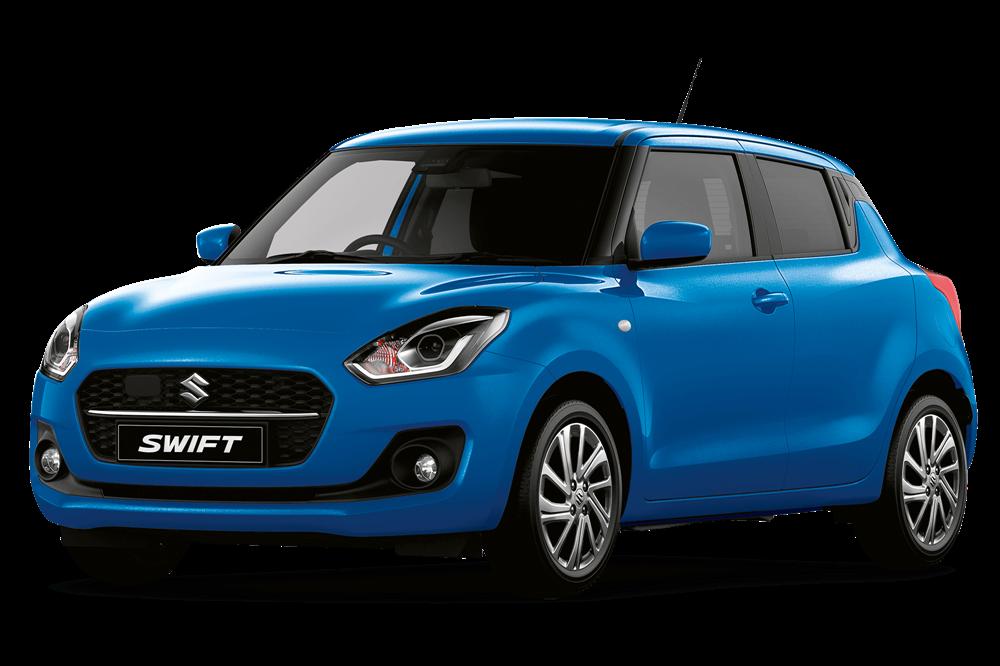 Swift Hybrid SZ-T in blue