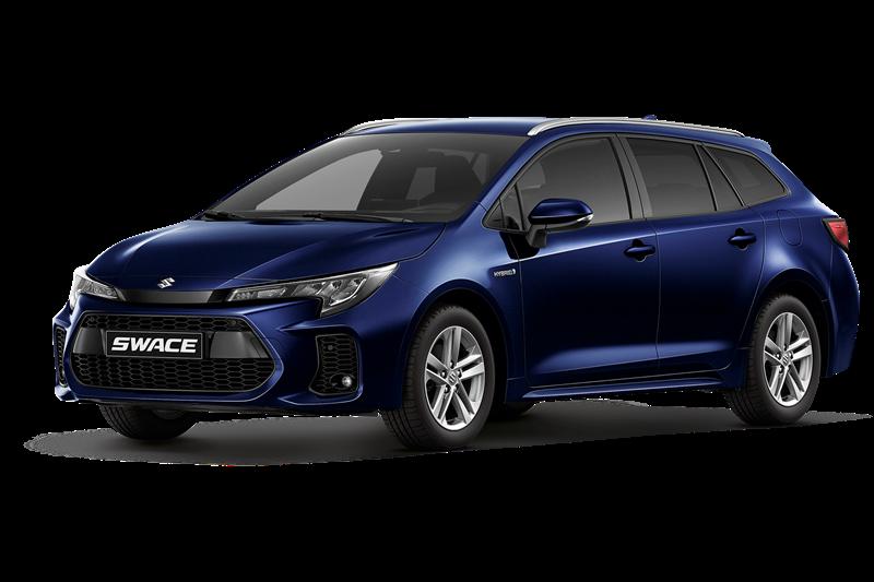 New Suzuki Swace 1.8 Hybrid SZ-T