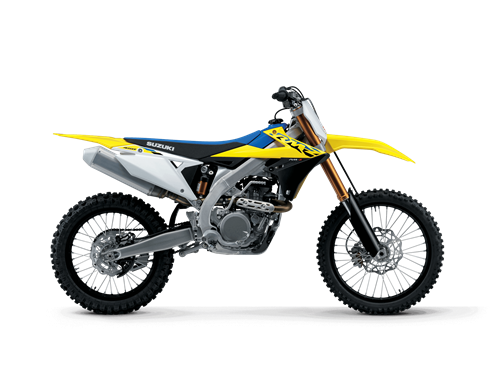 2021 RM-Z450 Studio Image Right Side