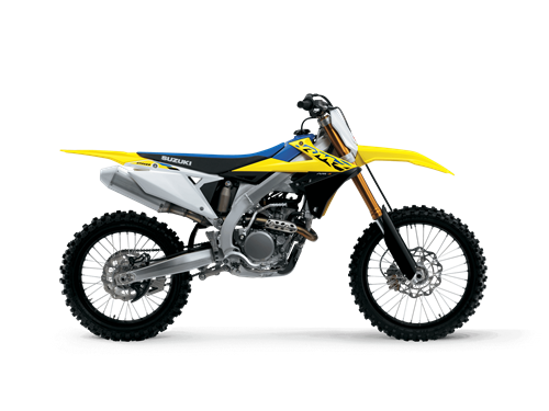2021 RM-Z250 Studio Image Right Side