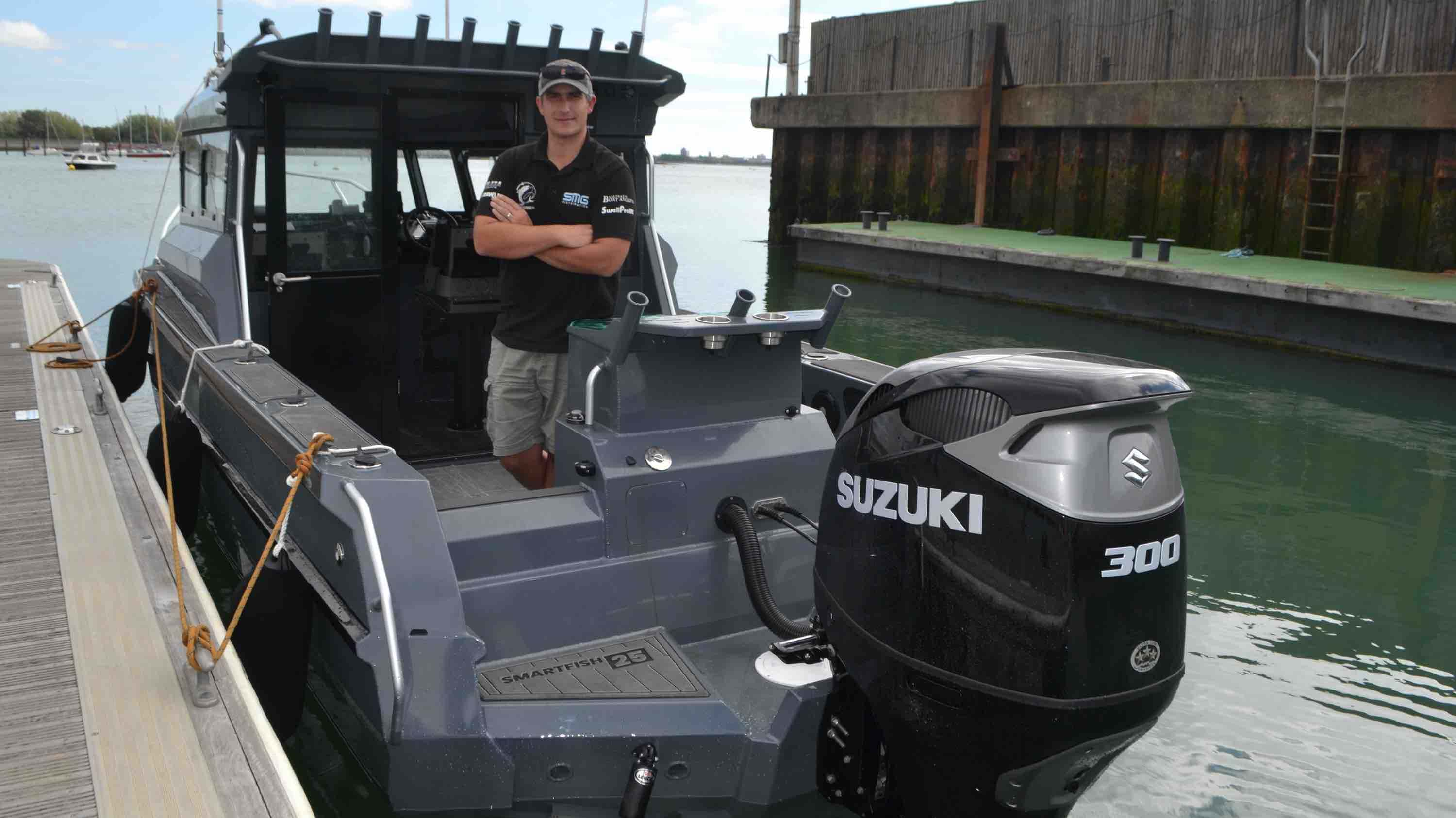300B outboard