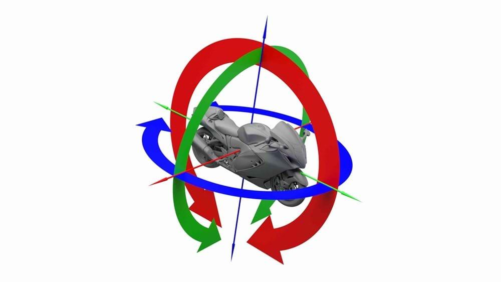 Hayabusa antilift control