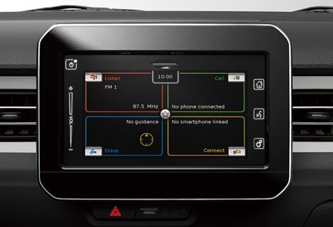 Smartphone Link Display including Apple Carplay & Android Auto