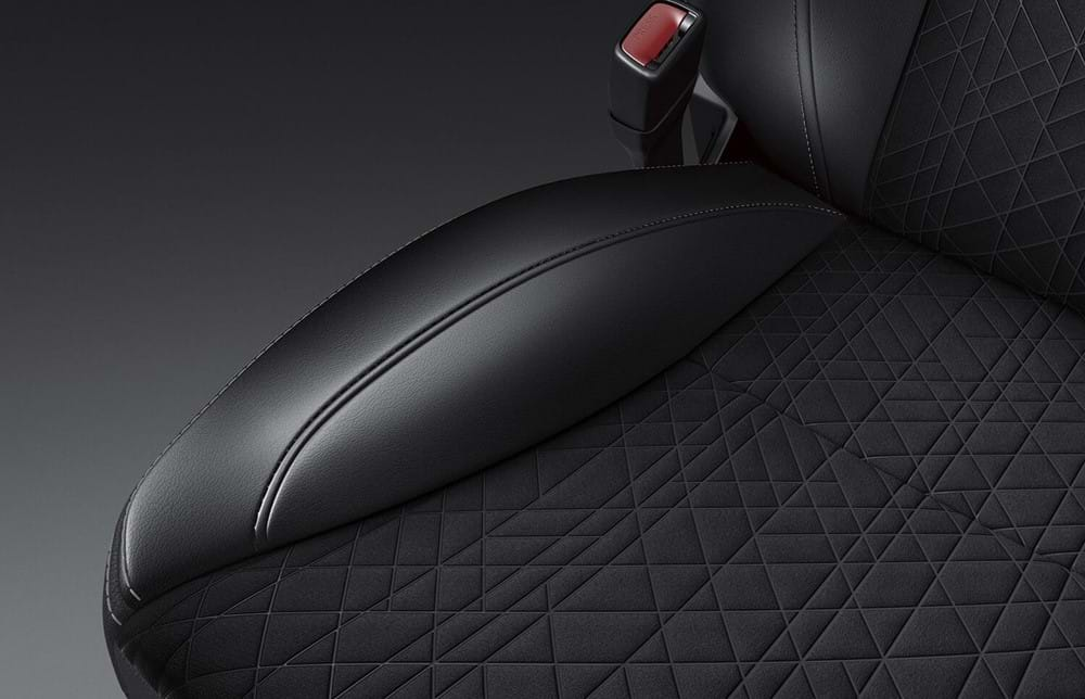 Suede Seat Fabric