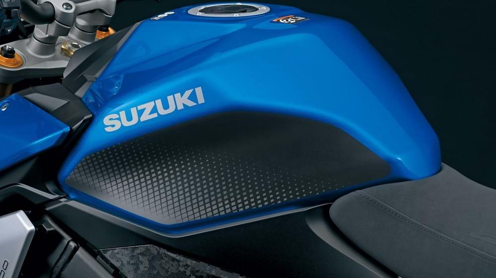 GSX-S1000  Fuel Tank Protection Foil B