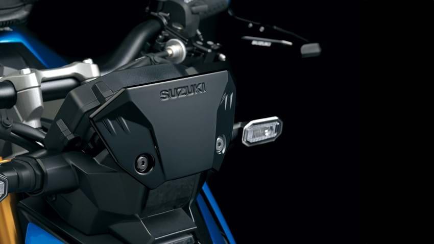 GSX-S1000  Meter Visor