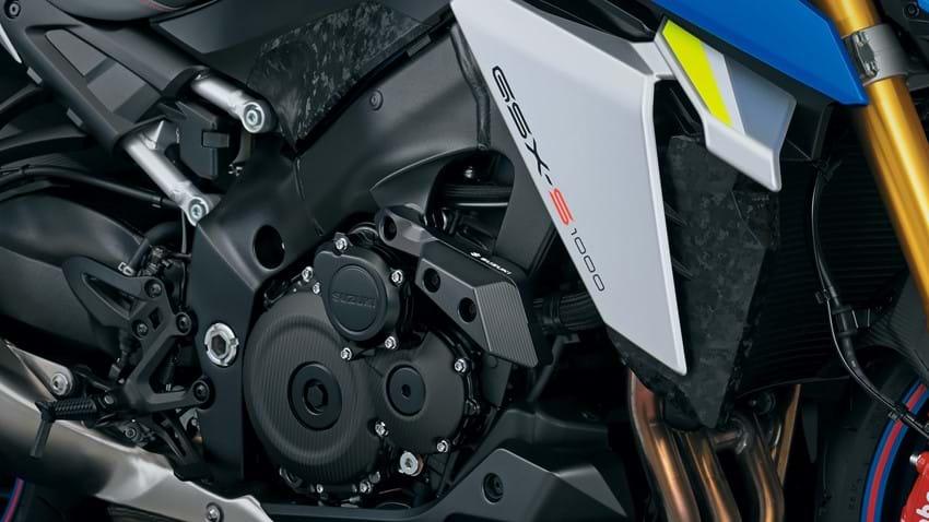GSX-S1000 Frame Slider.