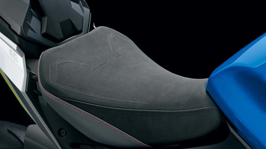 GSX-S1000 Colour Seat
