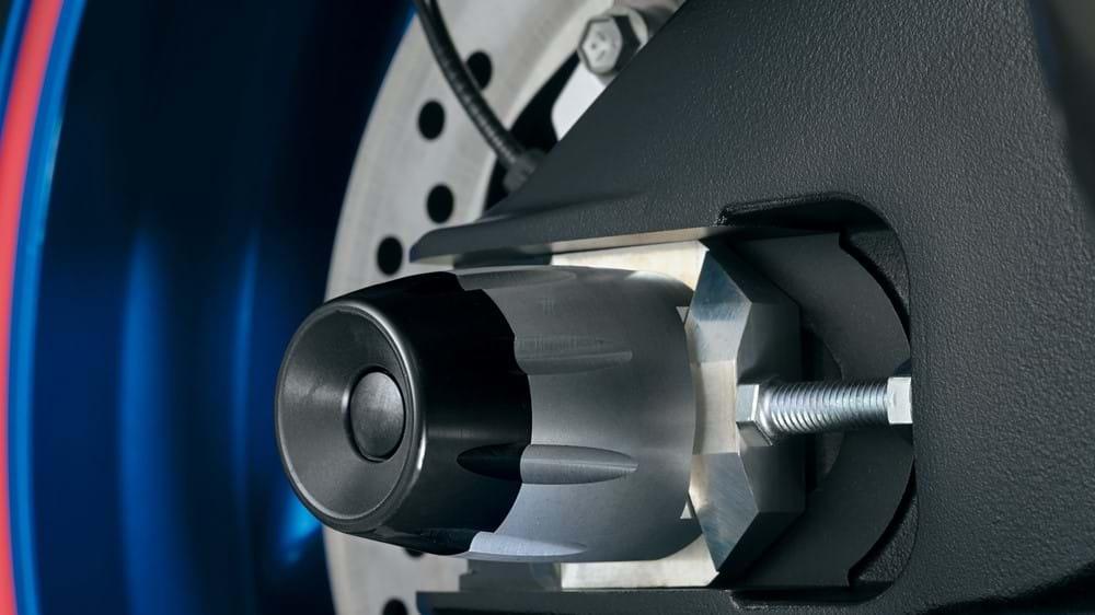 GSX-S1000 Rear Axle Slider