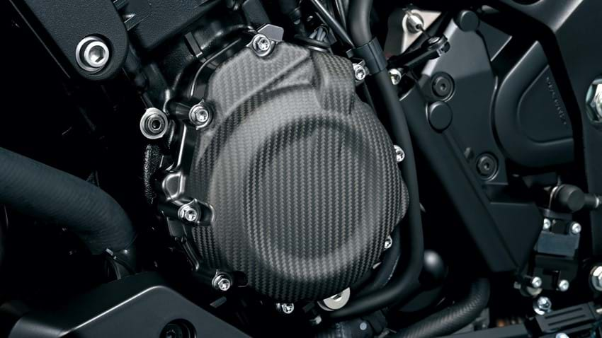 GSX-S1000 Carbon Mag Cover