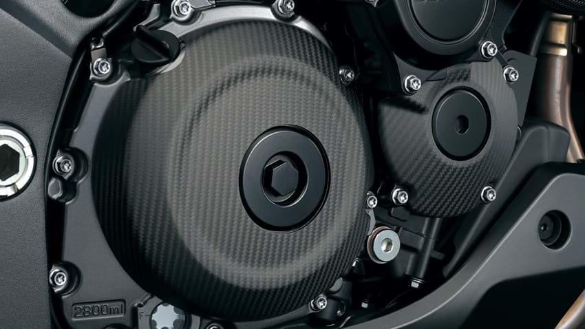 GSX-S1000 Carbon Clutch Cover