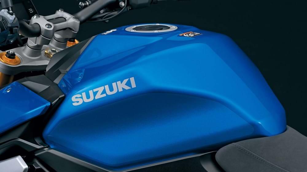 GSX-S1000 Fuel Tank Protection Foil A